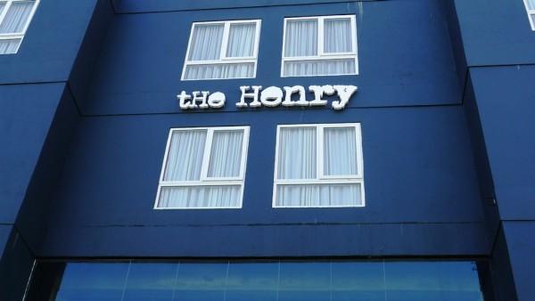 Henry Hotel Cebu Facade