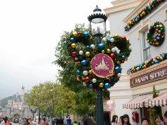 Holidays at Hong Kong Disneyland