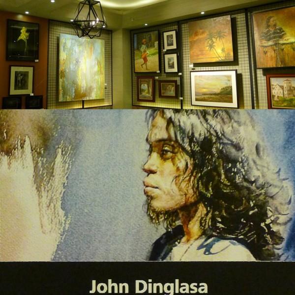 John Dinglasa Public Art Gallery