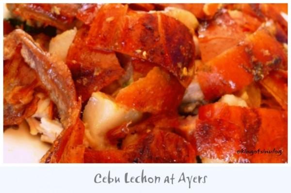 Lechon Cebu at Ayers