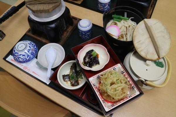 Lunch Set at Gamagori Orange Park Restaurant