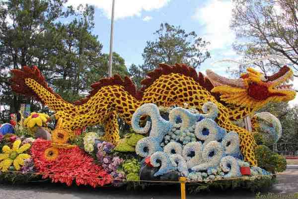 Panagbenga Festival Grand Float Parade