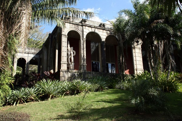 Sitio Roberto Burle Marx in Brazil