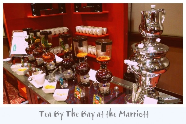 Tea By The Bay at The Marriott