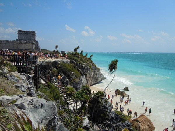 Tulum Riviera Maya Mexico Beach
