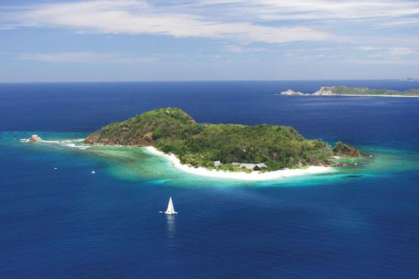 summer holiday Dimakya Island in Palawan