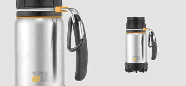 leak proof travel mug by Thermos