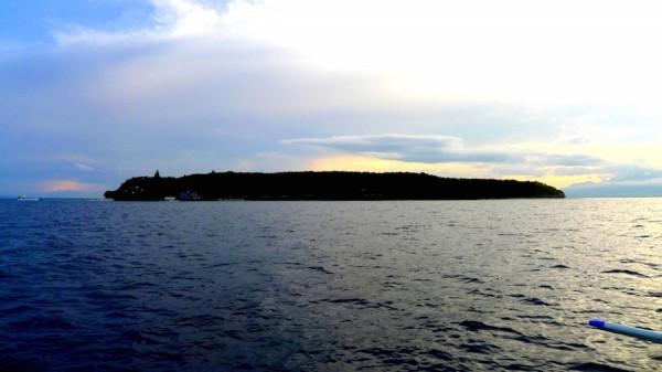 The coral island of Sumilon