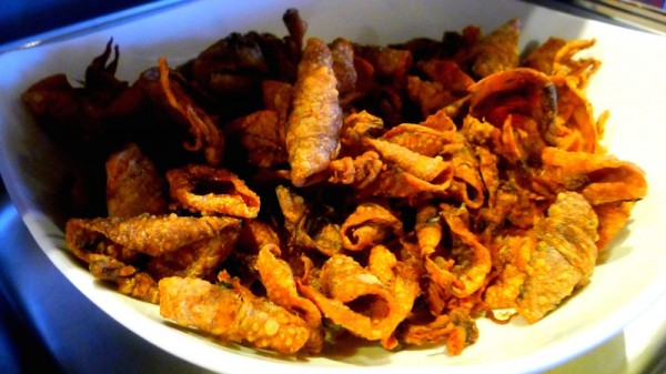 Fried Dried Squid