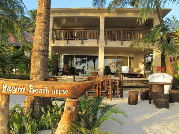 Beach House in Boracay