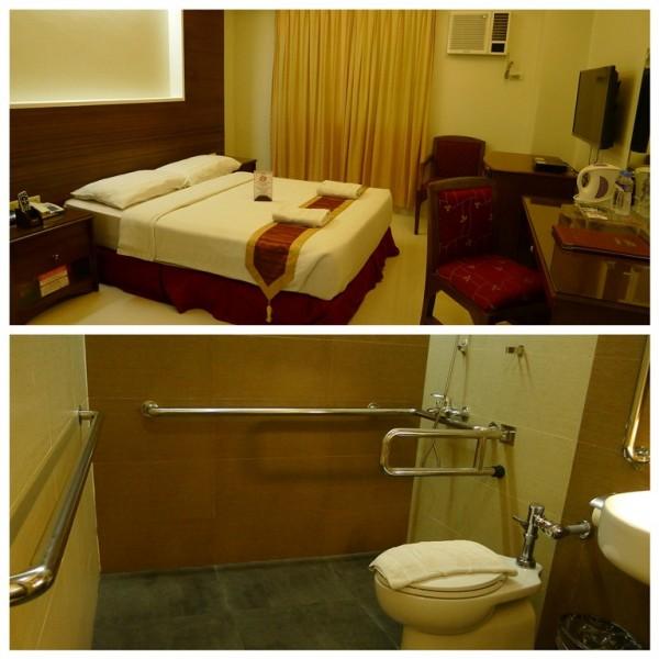 PWD-friendly accommodation