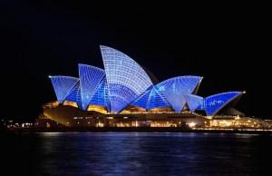 Travelling Down Under - Sydney Opera