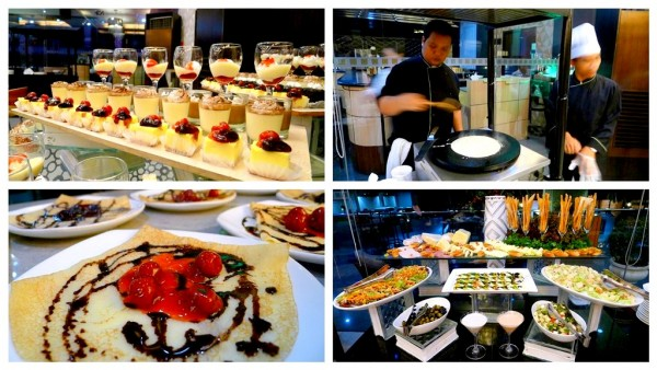 Appetizers and desserts