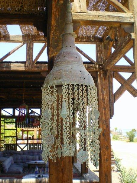 Bedouin lamps