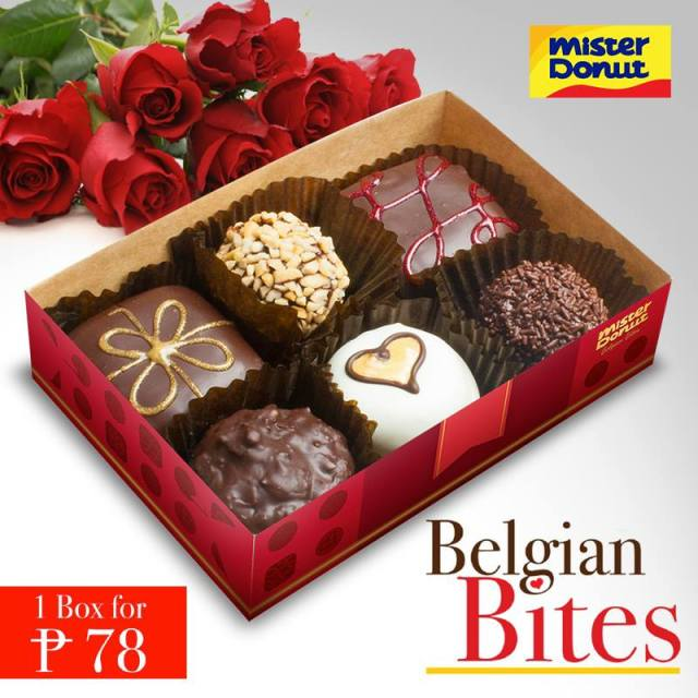 Belgian Love Bites