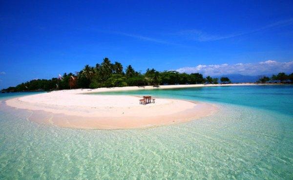 Buenavista Island Resort in Samal