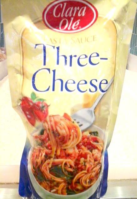Clara Ole's Three Cheese Pasta Sauce