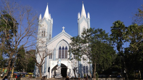Immaculate Conception Cathedral in Puerto Princesa City