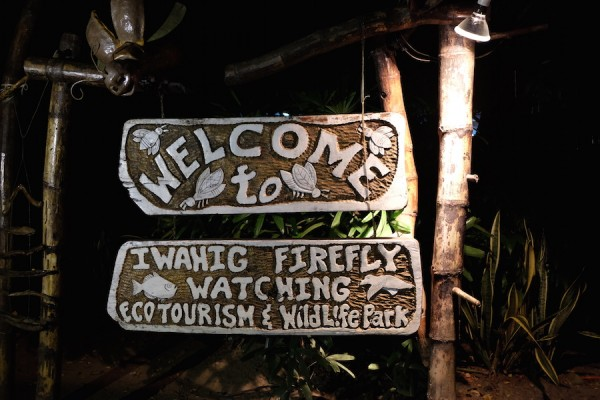 Iwahig Firefly Watching Ecotourism and Wildlife Park