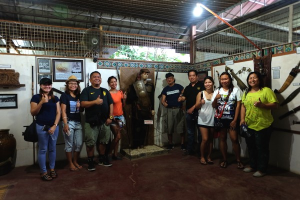 Palawan Heritage Tour Media Participants