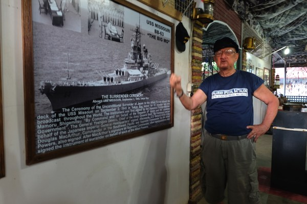 Palawan Special Battalion WWII Museum