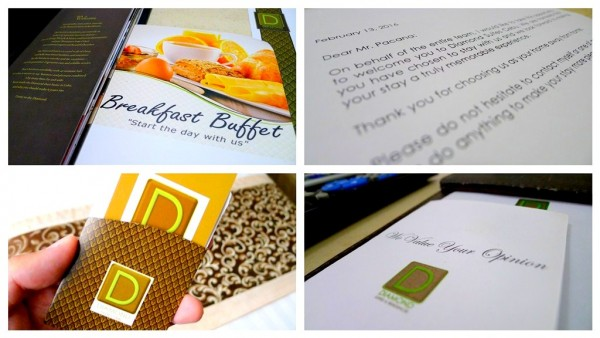 Personalized letter