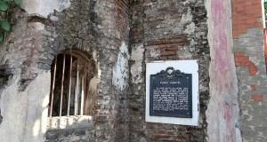 Plaza Cuartel Historical Marker