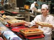 Saturday Sushi Brunch Buffet at Zipangu, Shangri-La Hotel, Kuala Lumpur