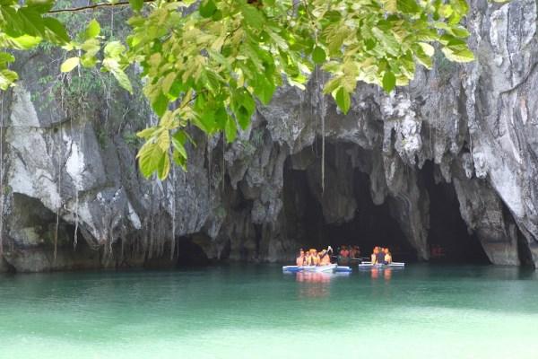 Underground River of Puerto Princesa City