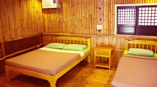 rooms at crystal beach resort