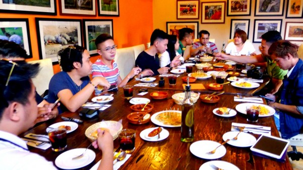 Cebu Food Crawlers and Zomato Sponsors