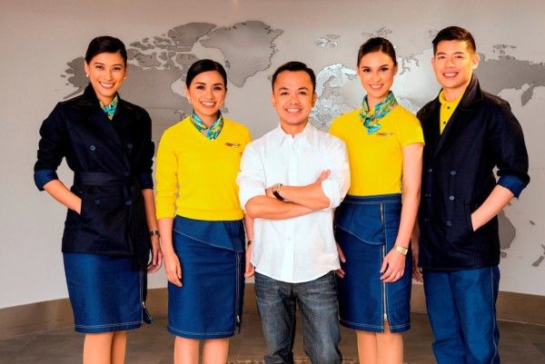 Cebu Pacific launches new flight crew uniforms