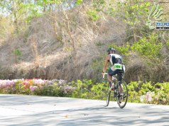 Challenge yourself on a bicycle ride up to Mount Pico de Loro