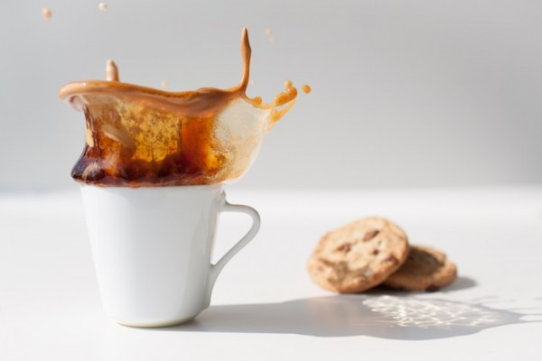 Coffee with your favorite cookies