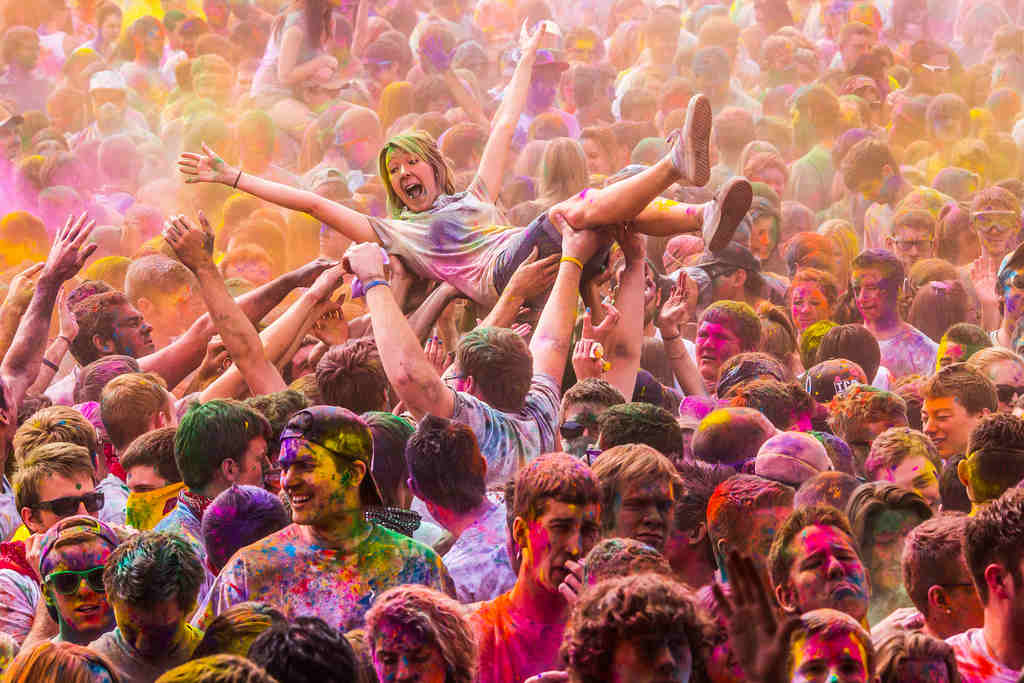 Experience the Colors of India at Holi Festival Manila 2016 - Out ...