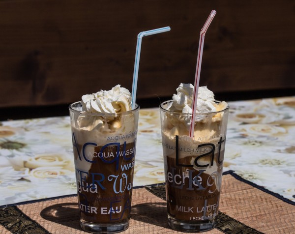 Iced Coffee Refreshment Drink