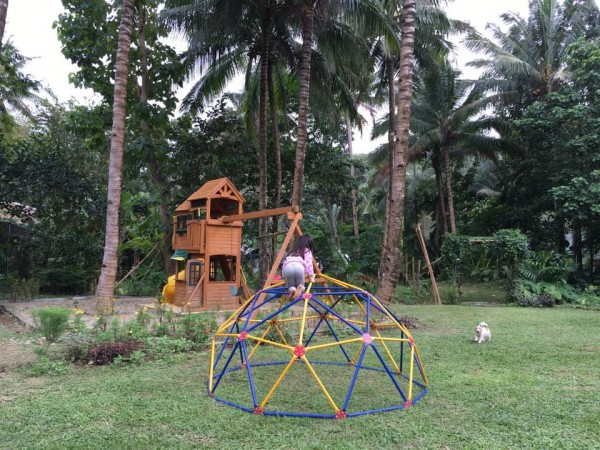 Kids always grow with fun at Finca Verde
