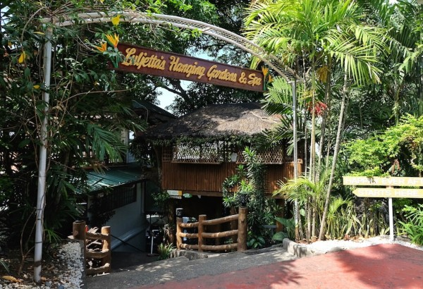 Luljettas Hanging Garden and Spa in Antipolo City