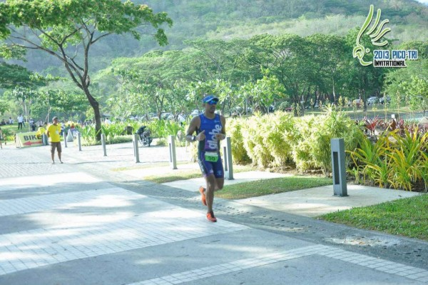 Running on the grounds of Hamilo is reinvigorating
