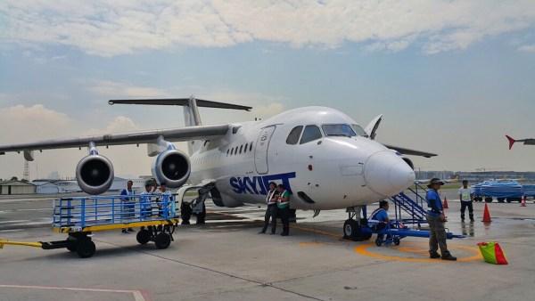 Skyjet flights to Coron Palawan