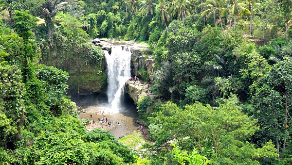 Tegenungan Waterfall near Ubud