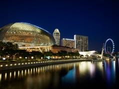 The Esplanade Singapore