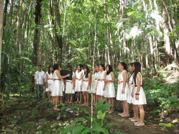 The Loboc Youth Choir
