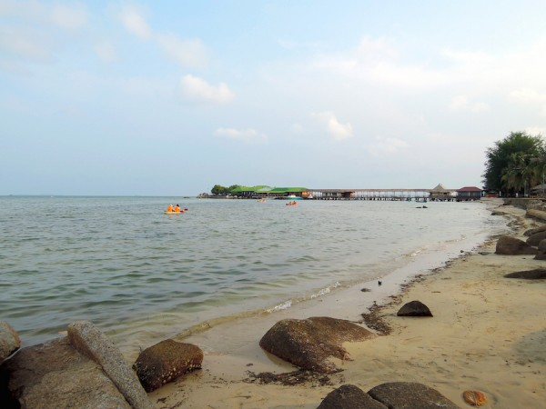 kayaking is also available at the resort