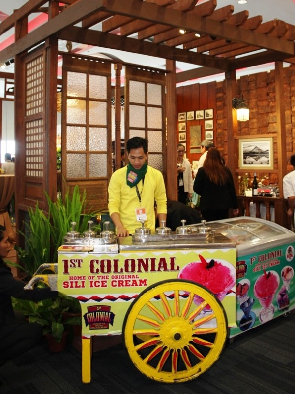 1st Colonial Sili Ice Cream from Legazpi