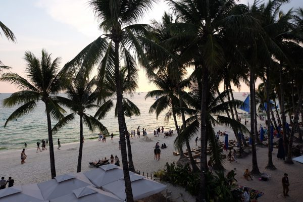 Afternoon in Boracay