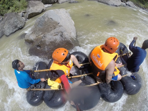 Braving the Rapids