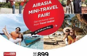 Maybank Mini Travel Fair Manila