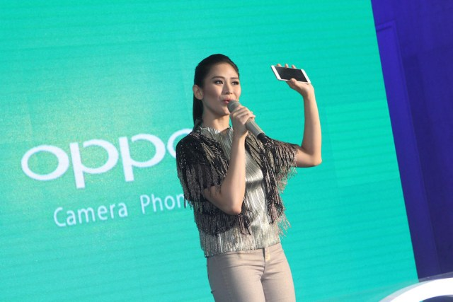 Sarah Geronimo OPPO F1 Plus