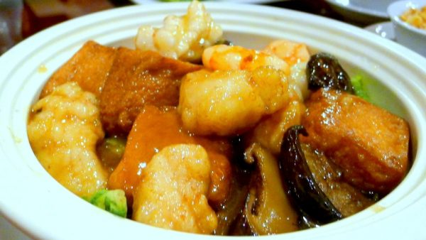 Seafood Bean Curd at PHP650
